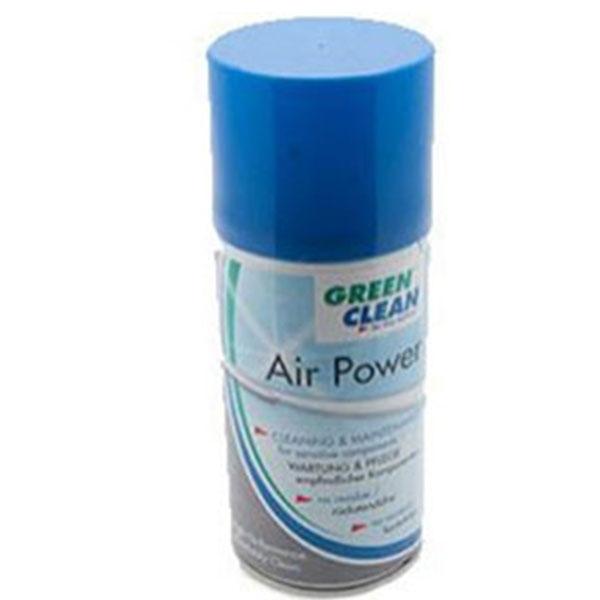 Air-power-Air Vacum-power  Til fjernelse af støv og fnug ved hjælp af vacuum.