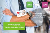 Software opgradering fra CardPresso XXS til XM. Køb den på www.rddata.dk