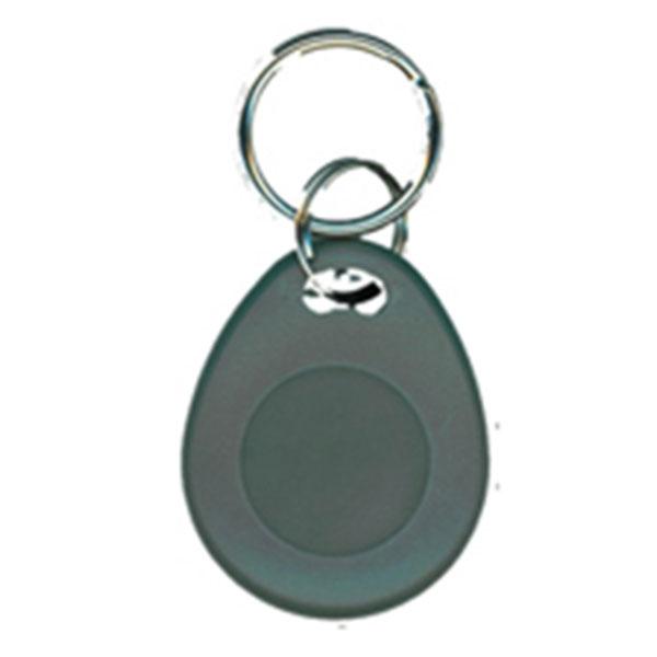 Nøglebrik EM 4200 grå, Nøglevedhæng/Key Change Prox brik EM 4200, 125 KHz chip, grå. Format: 51 x 31 x 8 mm. Denne chip understøtter kortlæsere til EM 4100, EM 4102 og EM 4200, fra RD Data