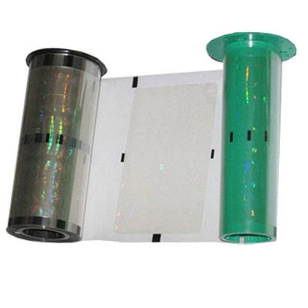 Tynd hologram film til 1.250 print.  Passer til: Matica XID 8300 + 8600. Alt i plastkort, kortprintere og tilbehør hos RD Data