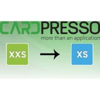 Software opgradering fra CardPresso XXS  til XS, alt i plastkort, kortprintere og tilbehør hos RD Data