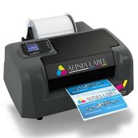 Afinia Label L501 farve etiketprinter, L501 printer på en række forskellige medier i ruller op til 203 mm i bredden. Perfekt til f.eks. fødevareproducenter eller gartnerier, der har brug for at printe mellem 2500 og 15.000 labels om måneden, fra RD Data
