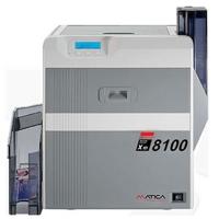 Matica XID 8100 - Dobbelt med magnetkoder, Matica retransfer kortprinteren til dobbelt sidet print. Med magnetkoder. 2 års garanti og fri hotline service hos RD Data