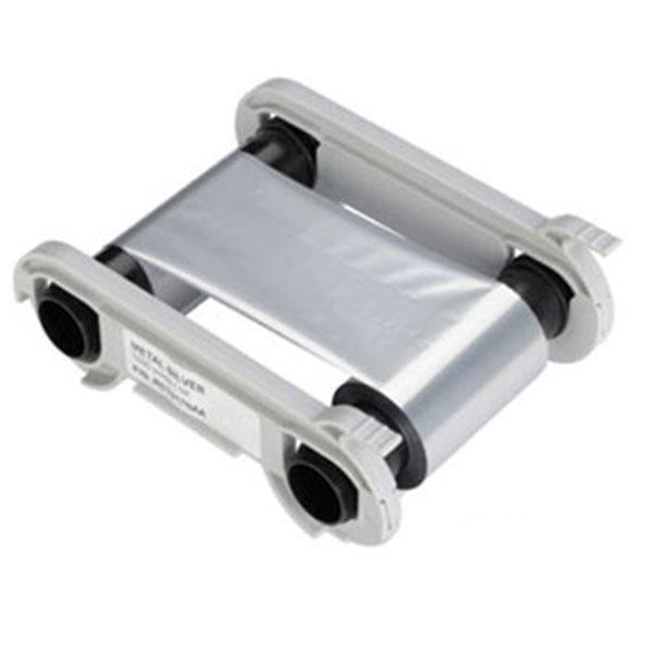 Sølv farvebånd til Evolis Zenius, Primacy, Edikio Flex og Duplex, Evolis Zenius og Primacy sølv farvebånd til 1.000 print. Produktnummer: RCT017NAA, fra RD Data