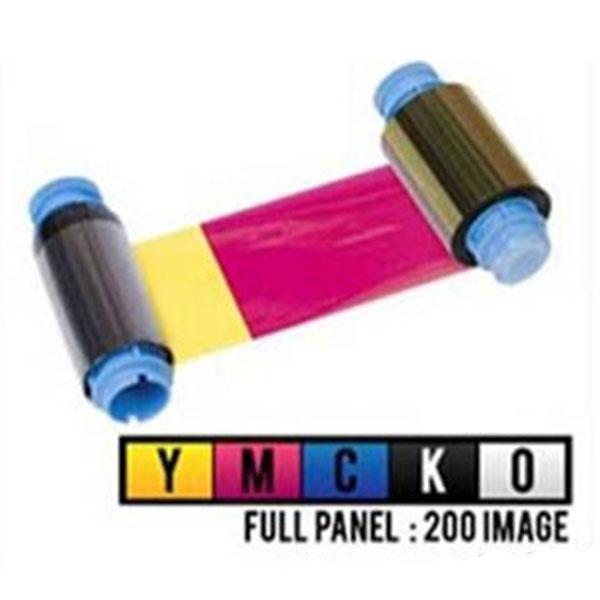 Javelin 200i / 230i YMCKO 4-farvet farvebånd til 200 print, Javelin 200/230i YMCKO farvebånd, alt til kortprintere på www.rddata.dk