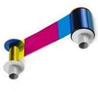 Javelin J800i Retransfer, indirekte tryk, YMCKK 4-farvet farvebånd til 500 print. 4 farver + sort på bagside, Javelin 800i YMCKK farvebånd, fra RD Data