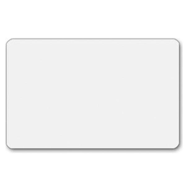Hvide plastkort til print, billige plastikkort fra RD Data
