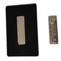 Selvklæbende magnet til plastkort, prisskilte, ID kort fra RD Data