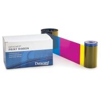 DataCard YMCKT SP25, Org. Datacard nummer 534000-112 Dette farvebånd passer til:  SP25 og SP25 Plus Til 125 farveprint. Farvebånd til kortprintere hos RD Data