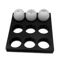 9 Golfbolde