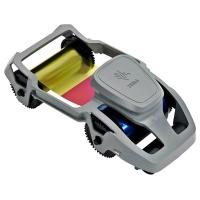 Zebra ZC100i/ZC300 YMCKO farvebånd