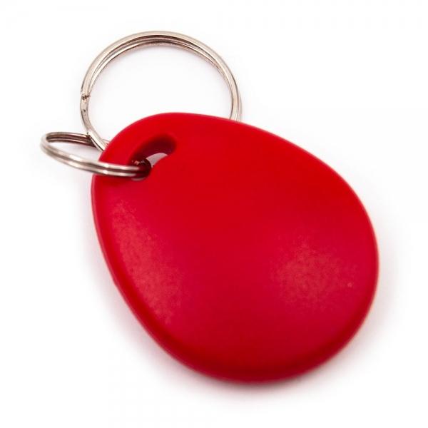 Nøglebrik Saltoformateret rød