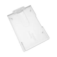 Kortholder vertikal, til 1 eller 2 kort, med lås
